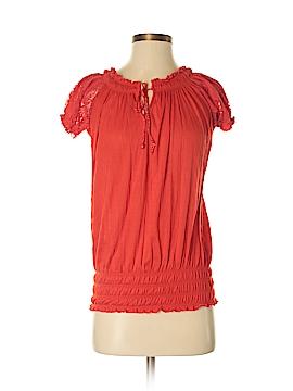 Allison Brittney Short Sleeve Top Size S
