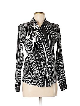 PaperWhite Long Sleeve Button-Down Shirt Size 6