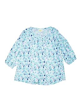Crazy 8 3/4 Sleeve Blouse Size Medium kids (7-8)