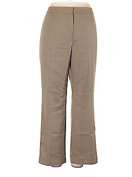 Le Suit Casual Pants Size 16