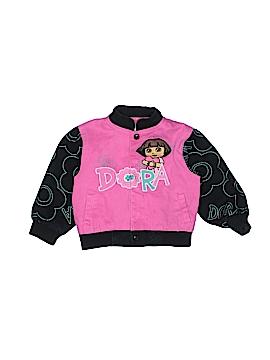 Dora The Explorer Jacket Size 2T