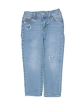 Levi Strauss Signature Jeans Size 3T