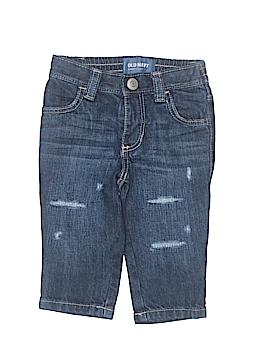 OshKosh B'gosh Jeans Size 6-12 mo
