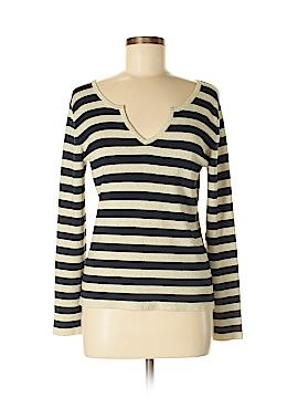 Chico's Silk Pullover Sweater Size Sm (0)