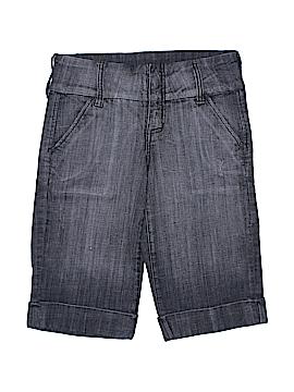 See Thru Soul Denim Shorts 28 Waist