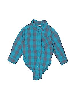 Nursery Rhyme Long Sleeve Onesie Size 12 mo