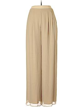 St. John Silk Pants Size 10
