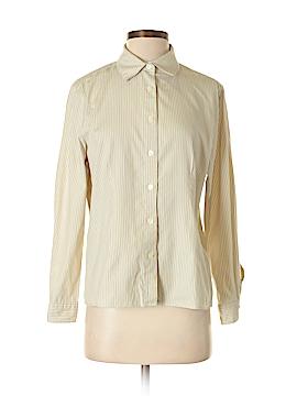 L.L.Bean Long Sleeve Button-Down Shirt Size Sm - Med