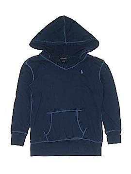 Ralph Lauren Pullover Hoodie Size 8