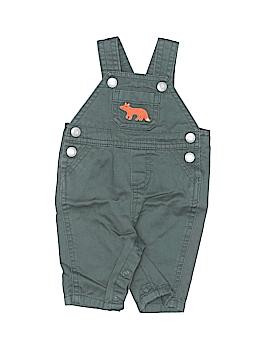 Carter's Overall Shorts Newborn