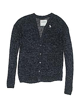 Abercrombie Cardigan Size X-Large (Youth)