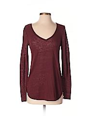 Mossimo Women Long Sleeve T-Shirt Size XS