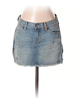 Lucky Brand Denim Skirt 26 Waist