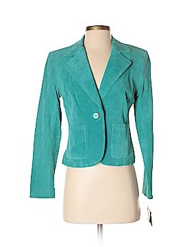 Alfani Leather Jacket Size P