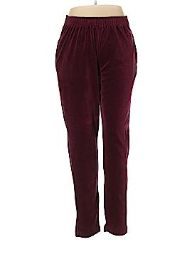 Erika & Co. Velour Pants Size L