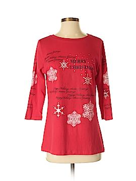 Bella 3/4 Sleeve T-Shirt Size M