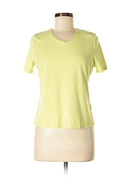 Carolyn Taylor Short Sleeve Top Size M