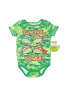 Nickelodeon Short Sleeve Onesie Size 3-6 mo