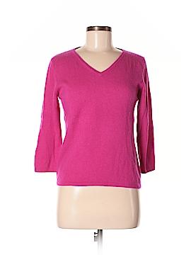 Worthington Cashmere Pullover Sweater Size M