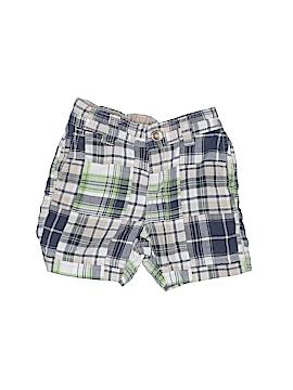 Crazy 8 Khaki Shorts Size 3-6 mo