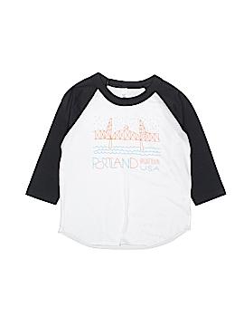 Kids 3/4 Sleeve T-Shirt Size 4