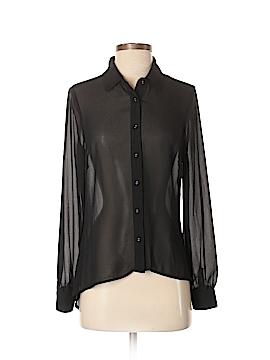 XOXO Long Sleeve Blouse Size S