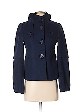 Elevenses Wool Coat Size 0