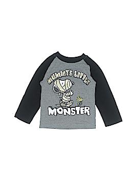Peanuts Long Sleeve T-Shirt Size 2T
