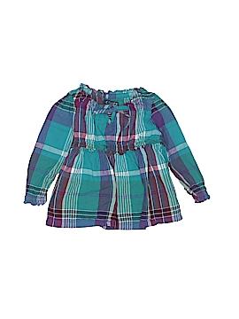 Chaps Long Sleeve Blouse Size 12 mo