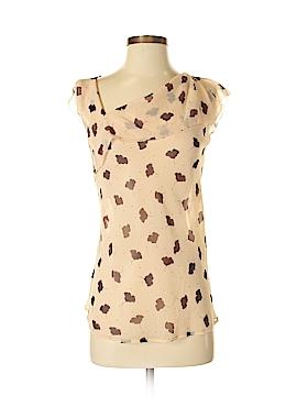 CAbi Short Sleeve Blouse Size XS