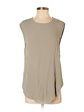 OAK Sleeveless Blouse Size 2