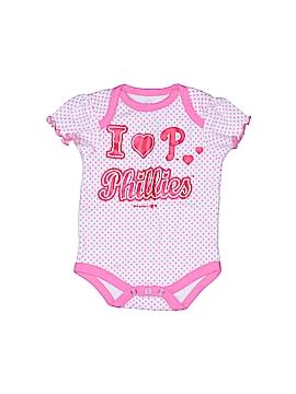 MLB Short Sleeve Onesie Size 0-3 mo