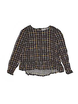 Cherokee Long Sleeve Blouse Size 10 - 12