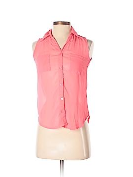 Fun & Flirt Sleeveless Blouse Size XS
