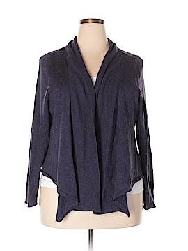 Lane Bryant Wool Cardigan Size 26 - 28 Plus (Plus)