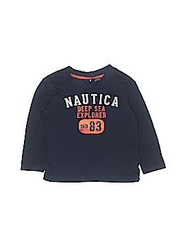 Nautica Long Sleeve T-Shirt Size 24 mo