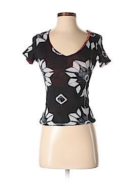 Custo Barcelona Short Sleeve Top Size XS (1)