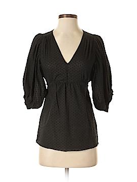 Matty M Short Sleeve Blouse Size XS