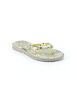 Vera Bradley Flip Flops Size 5 - 6