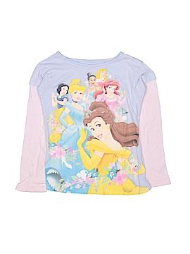 Disney Princess Long Sleeve T-Shirt Size 4