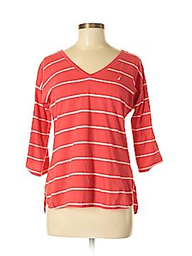 Nautica 3/4 Sleeve T-Shirt Size M