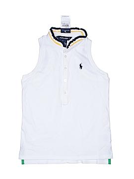 Ralph Lauren Sleeveless Polo Size 8 - 10