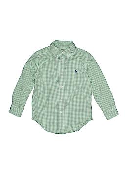 Ralph Lauren Long Sleeve T-Shirt Size 4T