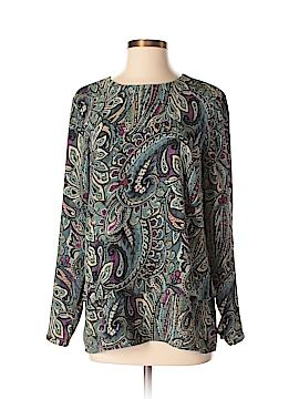 J.jill Long Sleeve Blouse Size S