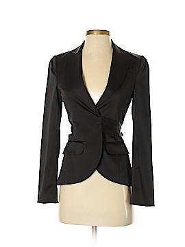 BCBGMAXAZRIA Silk Blazer Size XXS