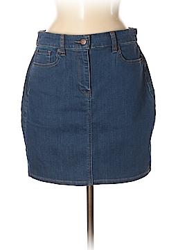 J. Crew Factory Store Denim Skirt 28 Waist