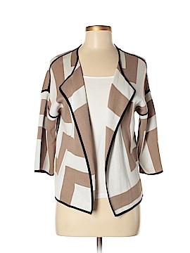Adrienne Vittadini Silk Cardigan Size S