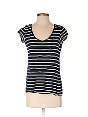 Zara W&B Collection Women Short Sleeve T-Shirt Size S