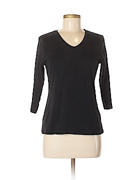 St. John's Bay 3/4 Sleeve T-Shirt Size M