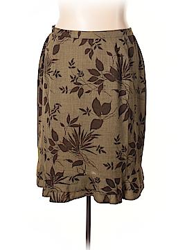 Le Suit Separates Casual Skirt Size 22 (Plus)